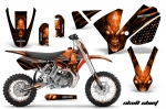 KTM SX 65 2002-2008 Graphics Kit