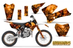 KTM SX 85 / 105 Graphics Kit 2006 - 2012