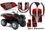 Yamaha Grizzly 660 Graphics Kit