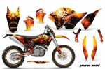 CREATORX PURE EVIL Dirt Bike Graphics