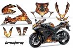 Yamaha R1 Graphic Kits (2004-2005)