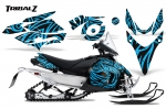 Yamaha Phazer RTX GT Graphics Kit 2007-2016