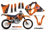 KTM C0 1993-1997 SX, XC LC4 Four Stroke Graphics