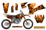 KTM C1 2001-2004 SX, 2003-2004 EXC Graphics