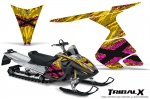 Ski-Doo RT Mach Z Graphics Kit