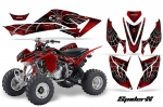 Honda TRX 400EX Graphics Kit 2008-2016