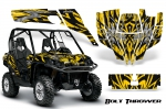 Can-Am BRP Commander 800 / 1000 Graphics Kit - All Years