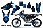 BMW G450X Dirt Bike Graphics Kit 2010-2011