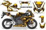 Honda CBR 1000RR Sport Bike Graphics Kit 2006-2007