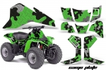 Kawasaki KFX 80 03-06 Graphics Kit
