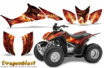 Honda TRX 90 Graphics Kit 2006-2016