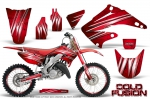 Honda CR125 CR250 Graphics Kit 1995-2012