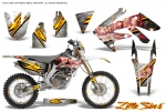 Honda CRF250X Graphic Kits 2004-2013