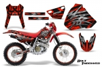 Honda XR400 Graphic Kits 1996-2004