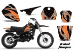 Yamaha PW50, PW80 Dirt Bike Graphics Kit