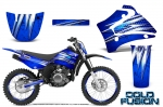 Yamaha TTR125 2000-2016 Dirt Bike Graphics Kit