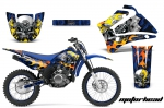 Yamaha TTR125 Dirt Bike Graphics Kit