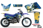 Yamaha TTR50, TTR90 Dirt Bike Graphics Kit