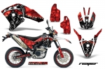 Yamaha WR250 R/X Graphics Kit 2007-2012