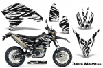 Yamaha WR250 R/X Graphics Kit 2007-2015