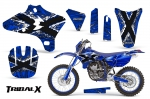 Yamaha WR250F WR450F Graphics Kit 2003-2006