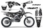 Yamaha YZ250F 4 Stroke Graphics Kit 2010-2012