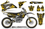 Yamaha YZ250F/YZ450F 2006-2009 4 Stroke Graphics Kit