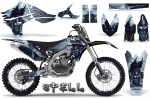 Yamaha YZ450F 4 Stroke Graphics Kit 2010-2013