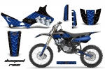 Yamaha YZ80 Dirt Bike Graphics Kit 1993-2001