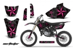 Yamaha YZ85 Dirt Bike Graphics Kit 2002-2012