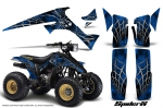 Suzuki LT230, LT230r ATV Quadracer Graphics Kit