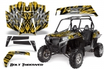 Polaris RZR 900 XP 2011-2014 UTV Graphics Kit