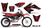 Honda CRF80 CRF100 Graphic Kits 2004-2010