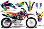 Honda CRF80 CRF100 Graphic Kits 2011-2015