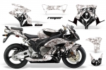 Honda CBR 1000RR Sport Bike Graphics Kit 2004-2005