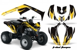 Can-Am Bombardier DS250 Graphic Kits 2006-2014