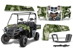 Polaris Ranger XP 500 800 900 4x4 EFI Graphic Kits 2010-2012