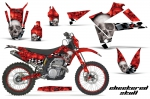 Gas Gas EC250 EC300 Graphics Kit 2007-2009