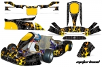 Tony Kart Venox - Kart Graphic Decal Kit