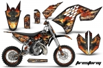KTM SX 65 Graphics Kit 2009-2012