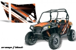 Polaris RZR 800 2 Door Graphics Kit