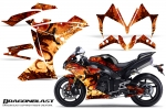 Yamaha R1 Graphic Kits (2010-2012)