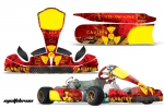 Tony Kart M4 Carene Kart Graphics Kit