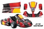 Paul Tracy PTK Cadet JR Kid Kart Graphics Kit
