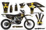 Yamaha WR450F Graphics Kit - 2012