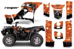 Bennche Grey Wolf ATV Graphics Kit