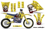 Husaberg FC 501 Graphics Kit 1997-1999
