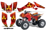 Honda TRX 300EX Graphics Kit 2007 - 2012