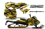 Ski-Doo Rev XM Summit 2013 Graphics Kit