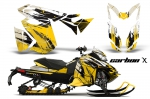 Ski Doo Rev XS, MXZ, Renegade 2013 Graphics Kit